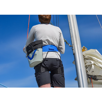 Mast Pro harness with Tool Pack
