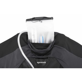 Optional hydration pack